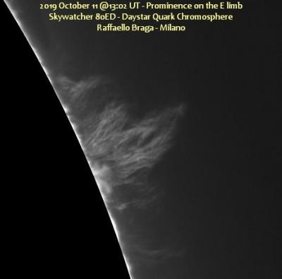 Osservazione e fotografia astronomica • Re: Il minimo solare (quello vero)