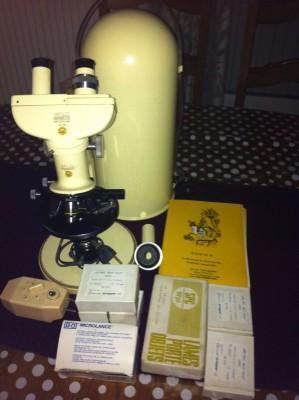 Ottica, meccanica, manutenzione e riparazione del microscopio • Re: Pulizia torretta WILD