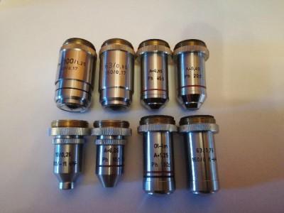 Ottica, meccanica, manutenzione e riparazione del microscopio • Re: Valutazione qualità obbiettivi per microscopio