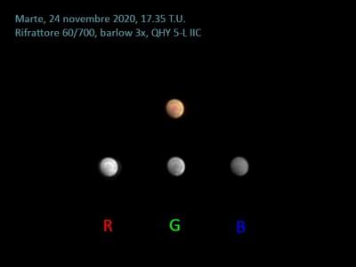 Osservazione e fotografia astronomica • Re: Marte 2020