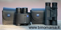 Zeiss Conquest Compact 10x25BT e Zeiss Victory Compact 8 x 20 T