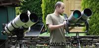 Binocolo 25x150 e binoscopio General HI-T