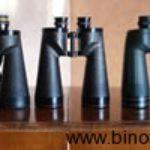 Fujinon 16x70, Nikon 18x70, General HI-T USM 15x70 (Ba6 Series)