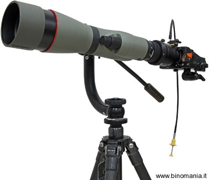 Kit Digiscoping Kowa