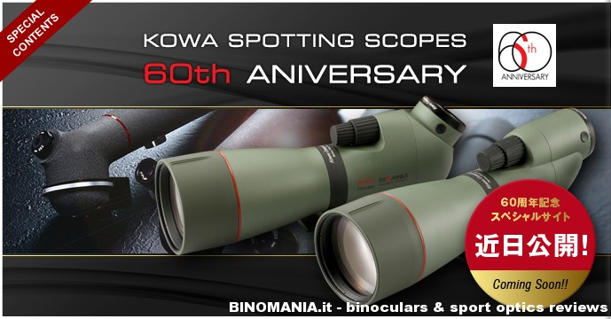 Kowa 60th Anniversary