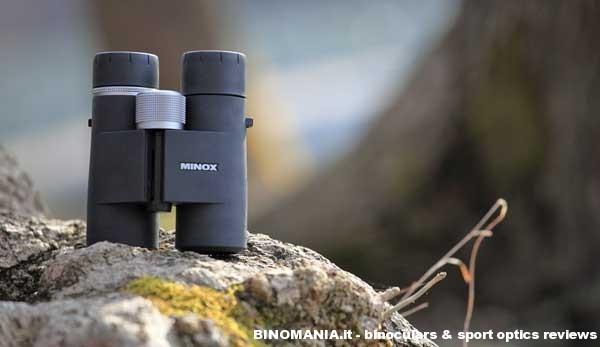 Minox HG 8x33