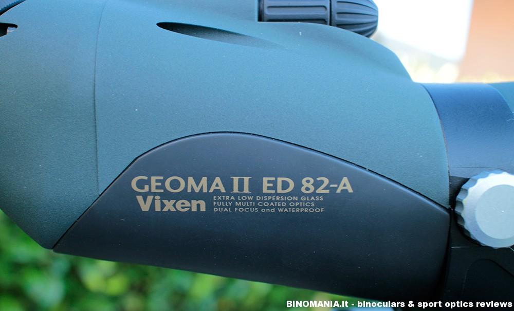 Spotting Scopes Vixen Geoma II ED 82: poco prezzo, alte prestazioni