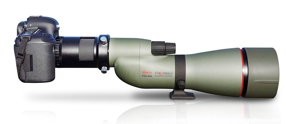 Kowa TSN PA7: nuova potenza nel digiscoping!