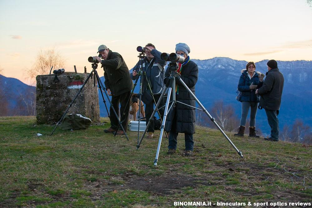 Sabato 25 Gennaio: osservazione con binocoli e telescopi e cena presso Ristorante Bellavista- Valganna (VA)