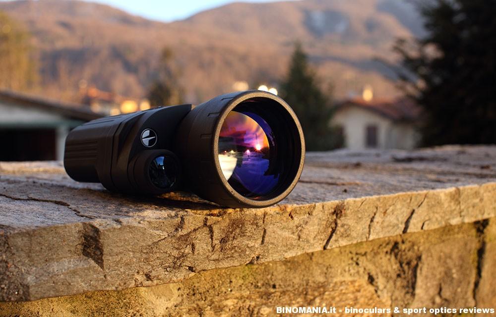 Pulsar Recon 750: per entrare nel mondo dei visori notturni