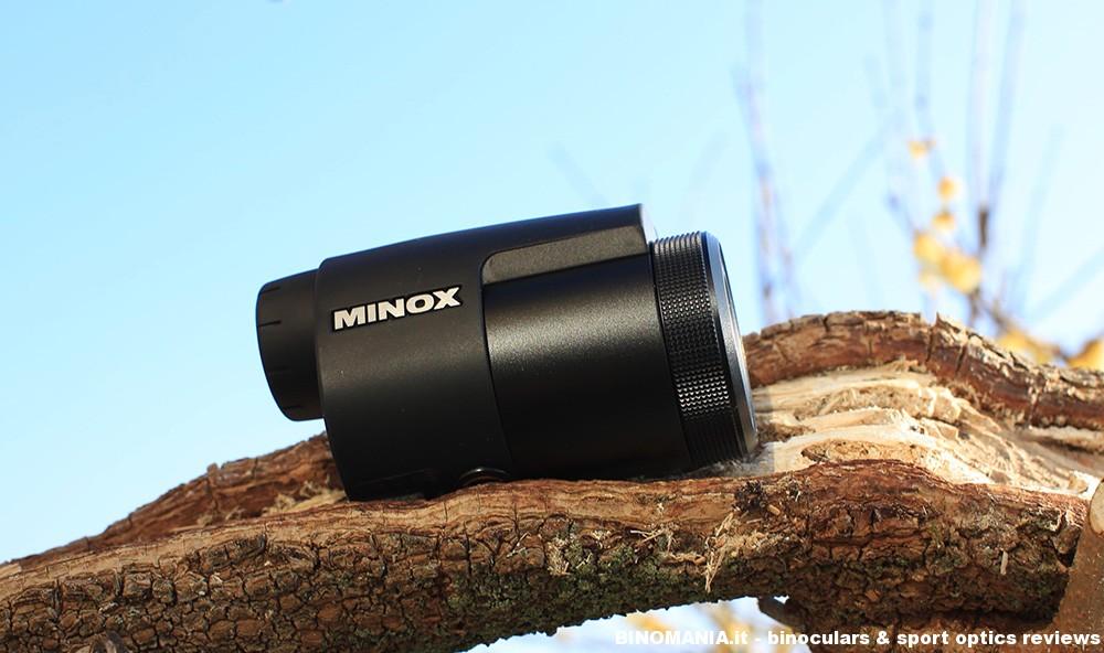 Minox MS 8×25, il microscopio a portata di mano
