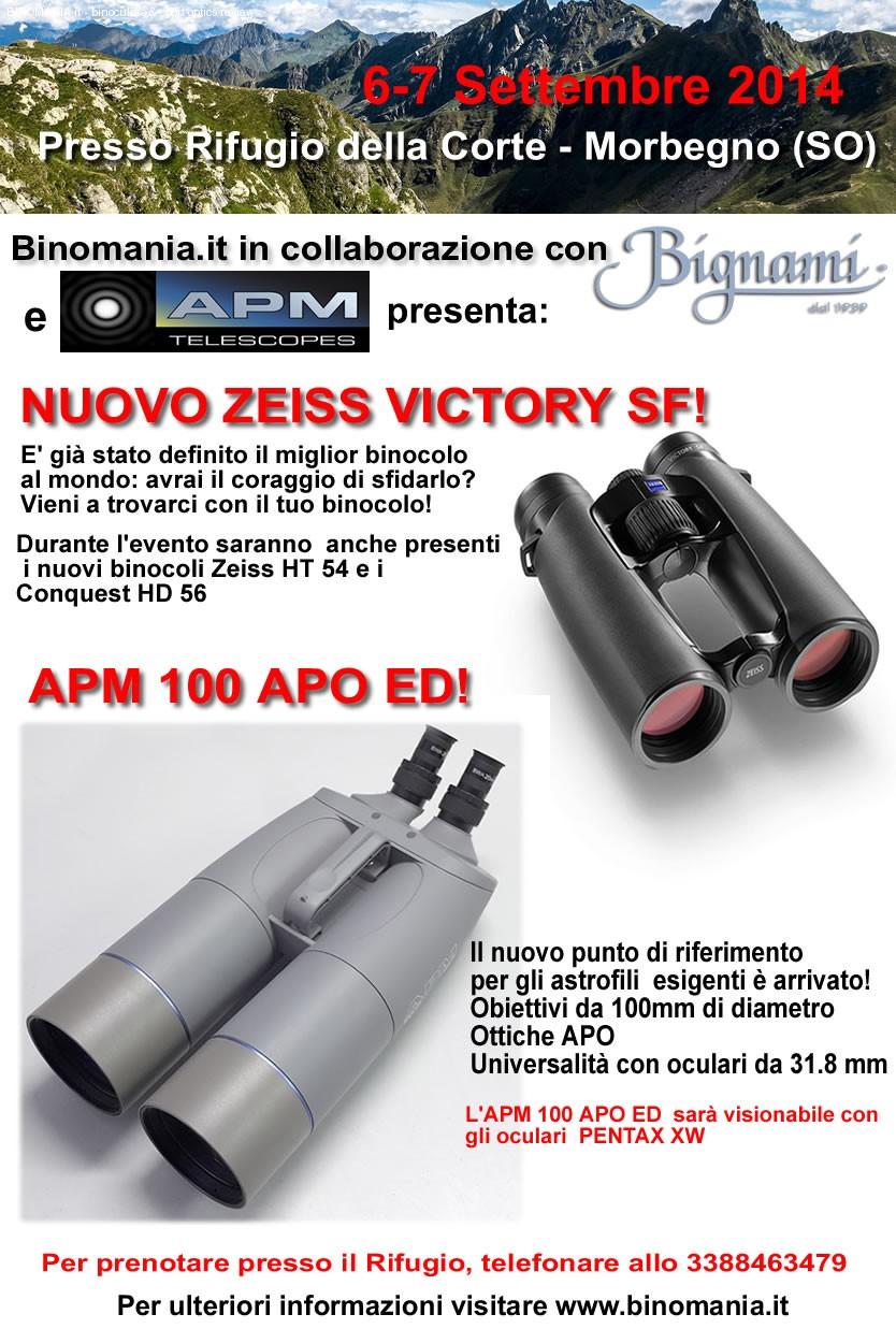 Evento di Binomania