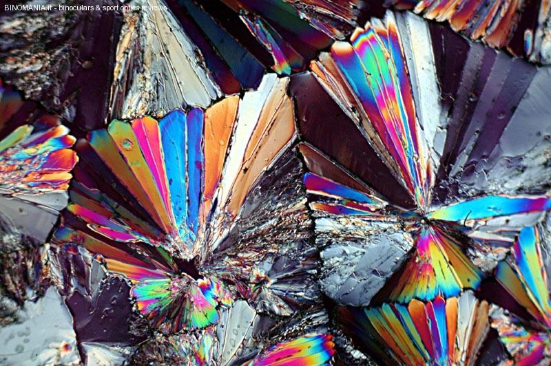 Zucchero cristallizzato in aria libera
