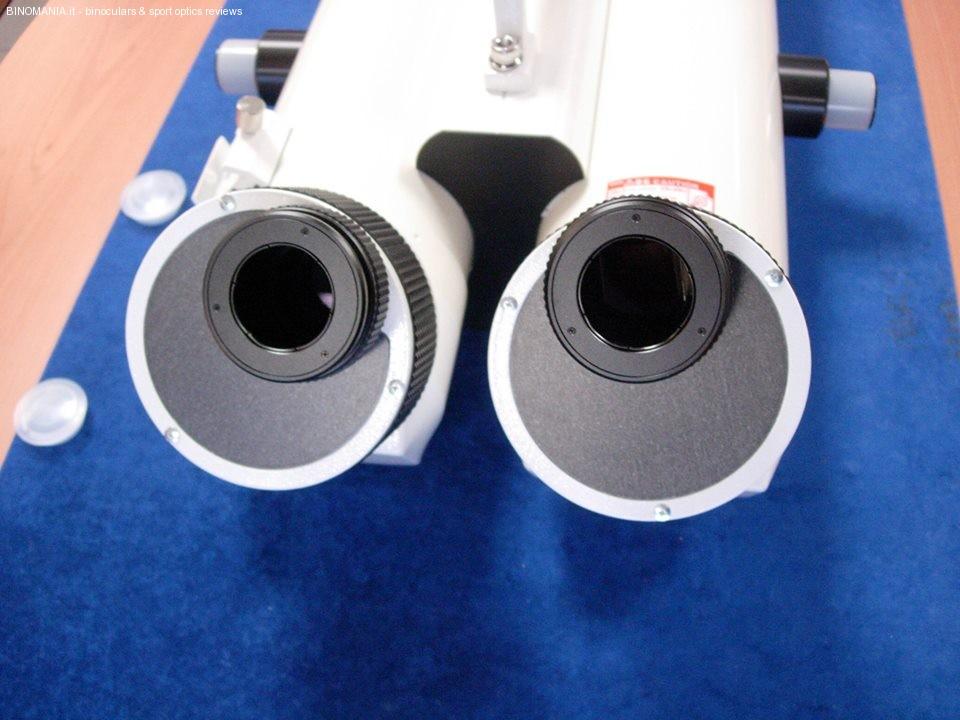 Un particolare sui nuovi porta-oculari: Si potranno usare i filtri?