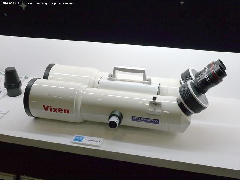 Il nuovo  Vixen BT126SS-A