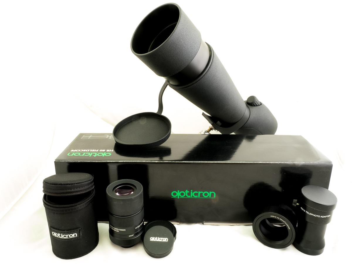 Opticron HR ED 80-2