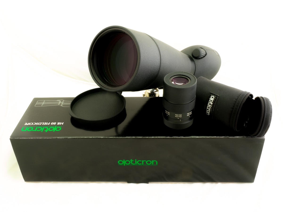 Opticron HR ED 80-3