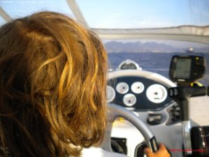 navigazione e binocolo