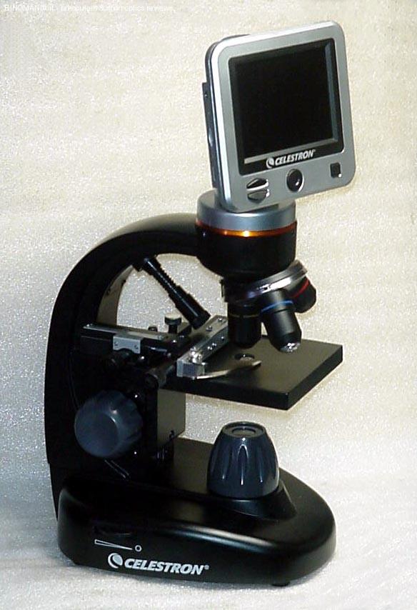 Il Celestron LCD Digital II