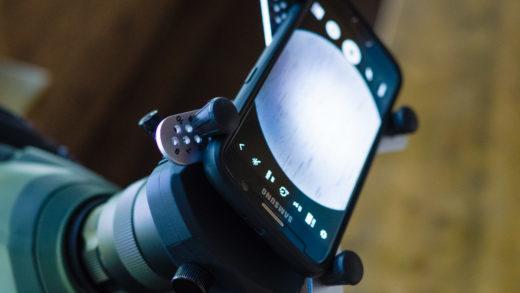 DA-1Lens2scope: agile come una farfalla…