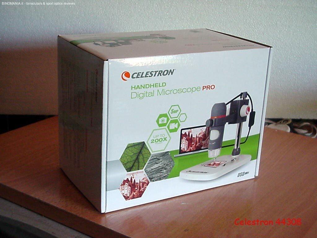 Microscopio digitale Celestron mod. 44308