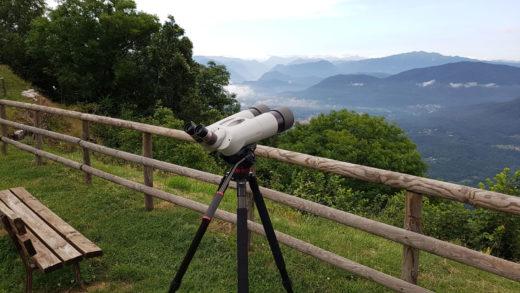Sbinocolata dal Monte San Martino