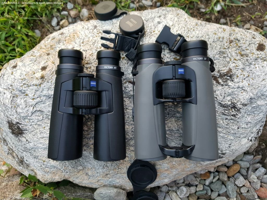 Zeiss Victory HT e Zeiss Victory SF