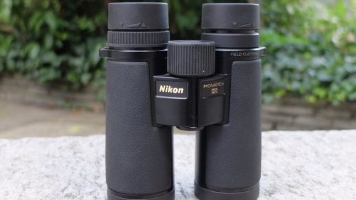 NIKON MONARCH  HG   8 e 10X42 :   SFIDA AI TOP