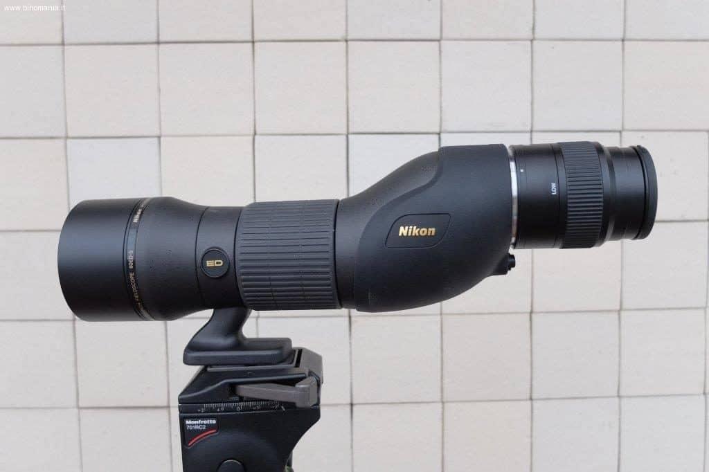La versione compatta da 60 mm di diametro.