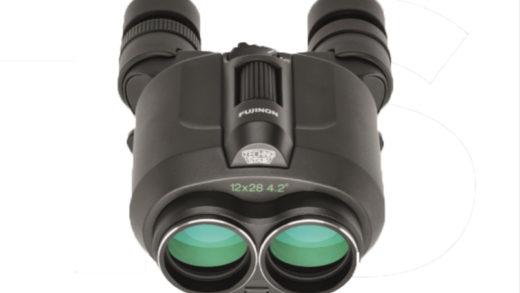 Novità. Binocolo  Fujinon Techno Stabi ® 12X28.