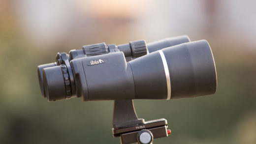 "Ibis  Optics Nut 8×60: un ""mini-giant"" Made in Japan in casa Tecnosky."