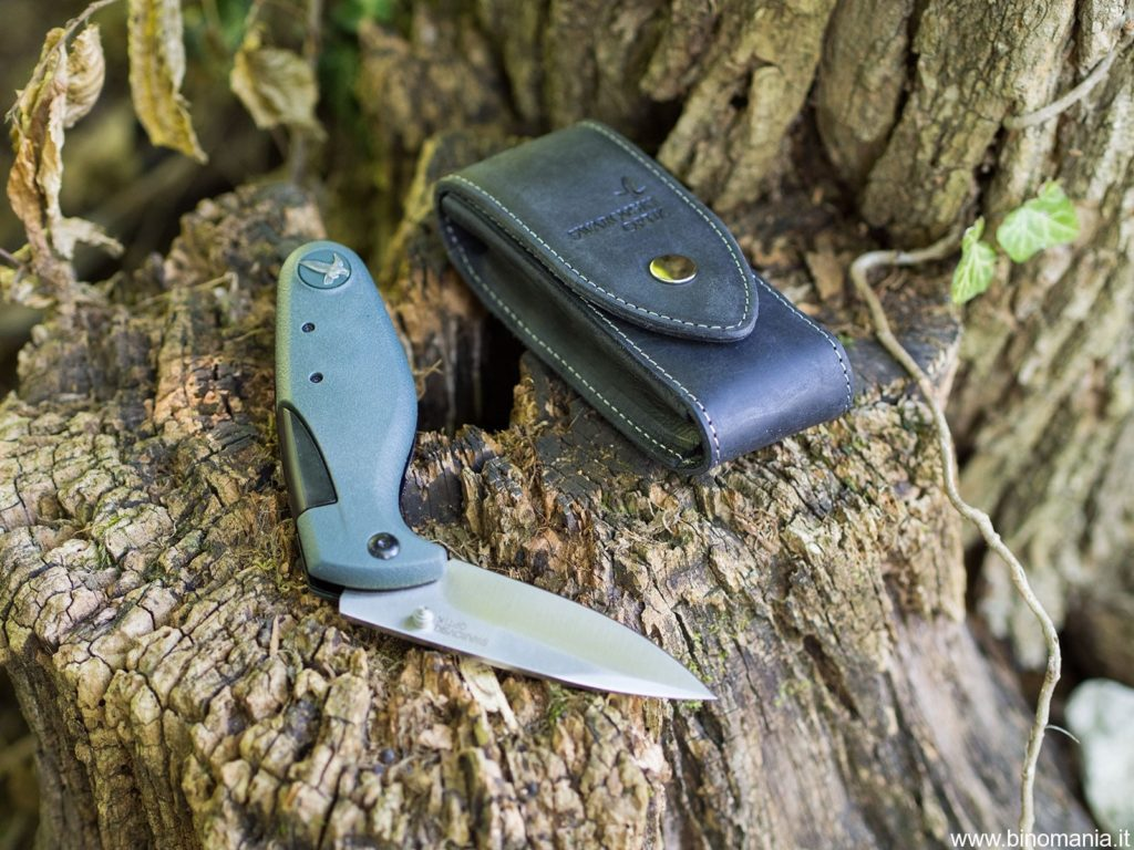 il coltellino da caccia Swarovski Optik