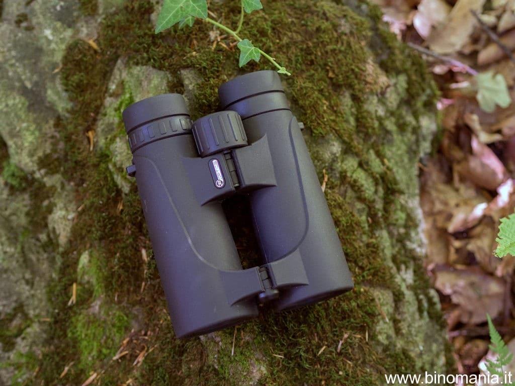 foto dello scafo ottico del binocolo 39Optics