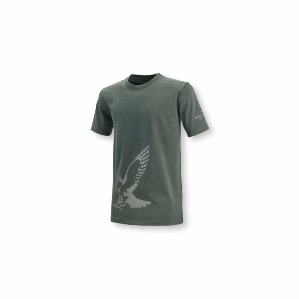 T-Shirt Swarovski Optik, perfetta per chi possiede un binocolo o uno spottingscope dell'azienda