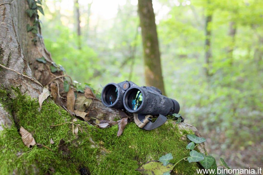 Il binocolo Leupold nel bosco
