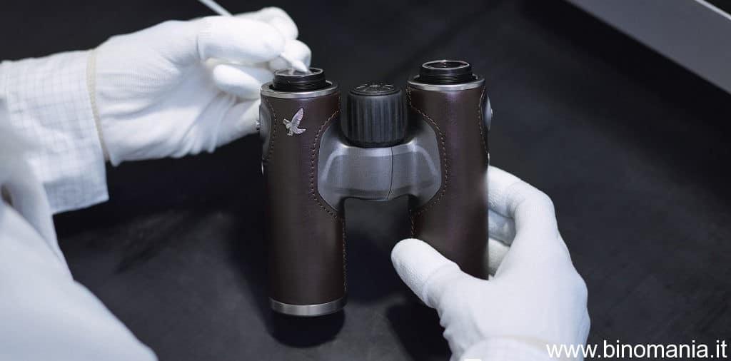lo Swarovski CL COMPANION nei laboratori austriaci