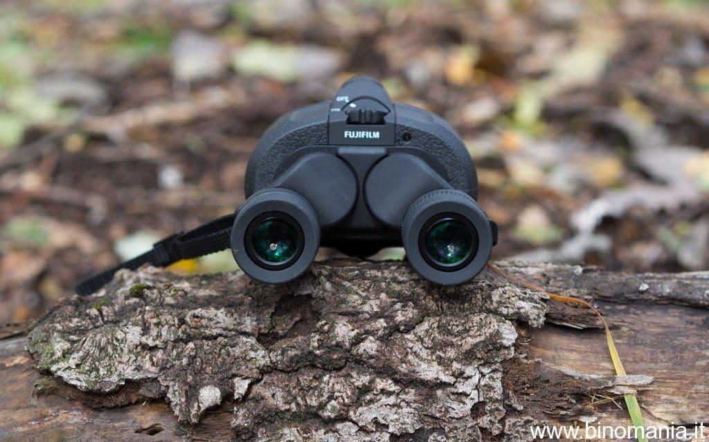Gli oculari del Fujinon TS 12x28