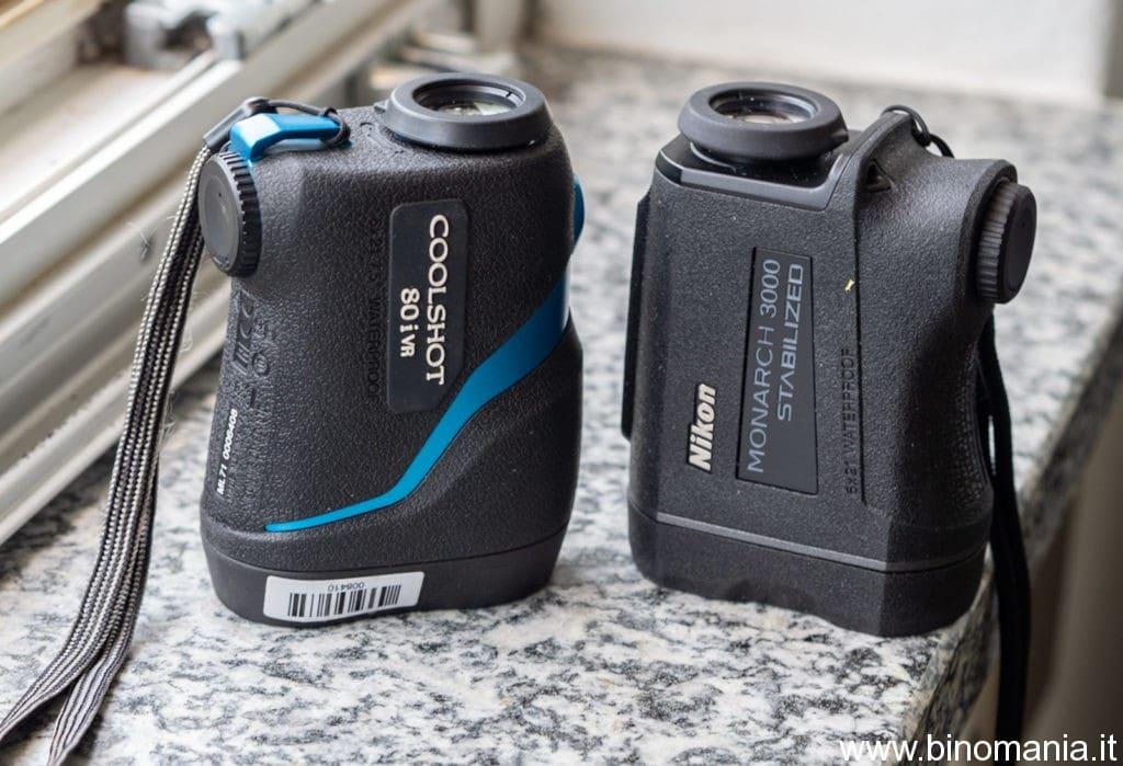 Il Coolshot 80 I VR è piu' adatto agli sportivi