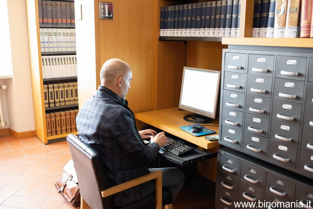 Ringrazio tantissimo la disponibilità del Seminario di Venegono per avermi anche concesso di accedere alla loro meravigliosa biblioteca