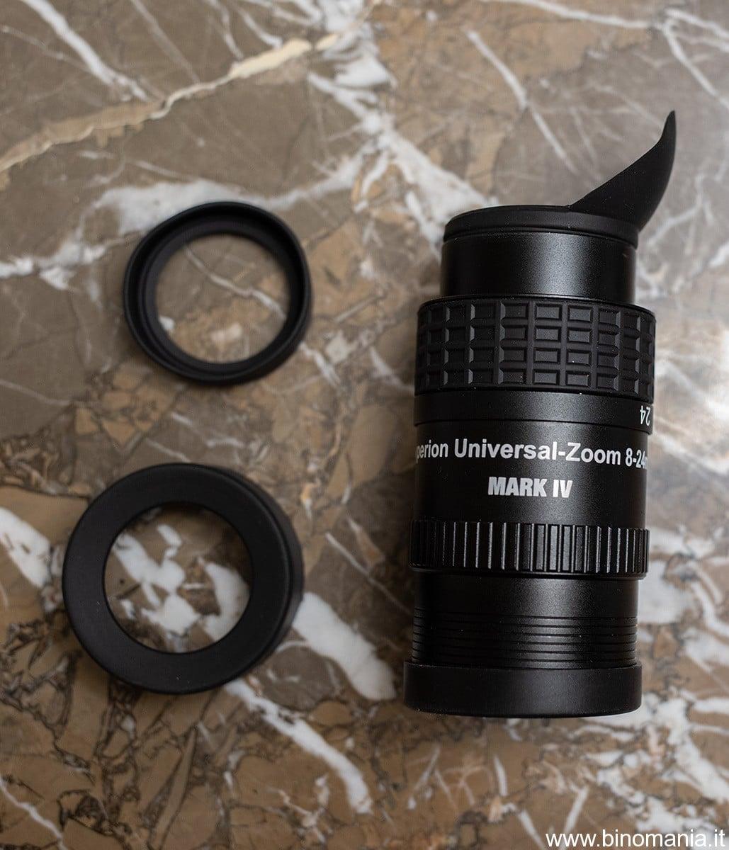 Baader in gomma Eyeshield IV per 40.5-41.5mm di diametro gli oculari 2402030A UK