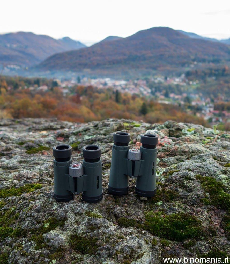I nuovi binocoli Kowa BDII XD sono disponibili nel formato da 32 mm e 42 mm