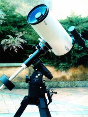 "Recensione del telescopio Rumak ""Intes Italia Challenger 180"""