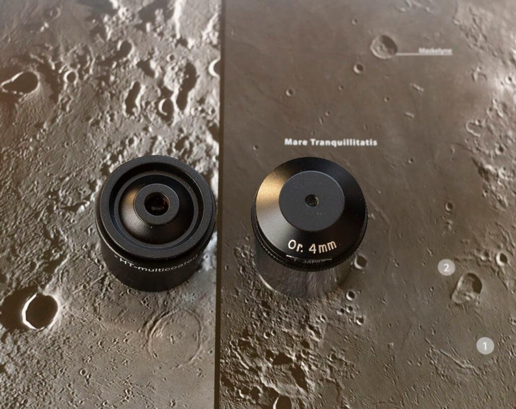 """A sinistra il design """"Semi-vulcano"""" del Classic Ortho, a destra il classico desing a Vulcano dei """"Circle T"""""""