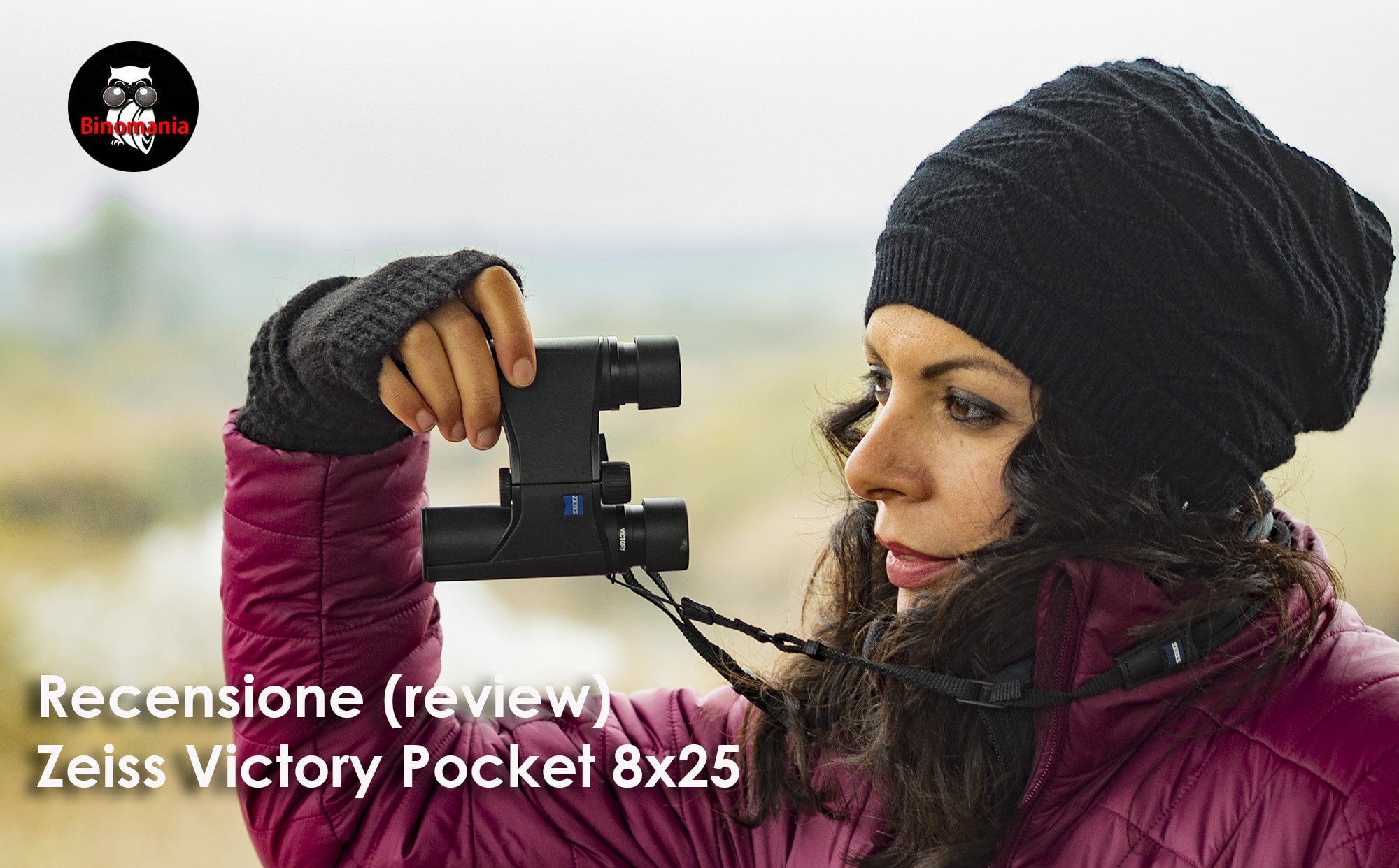 Video recensione Zeiss Victory Pocket 8×25