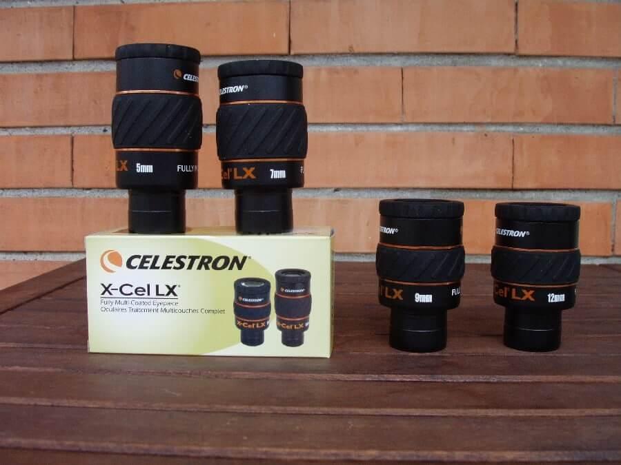 Oculari Celestron X-Cel LX