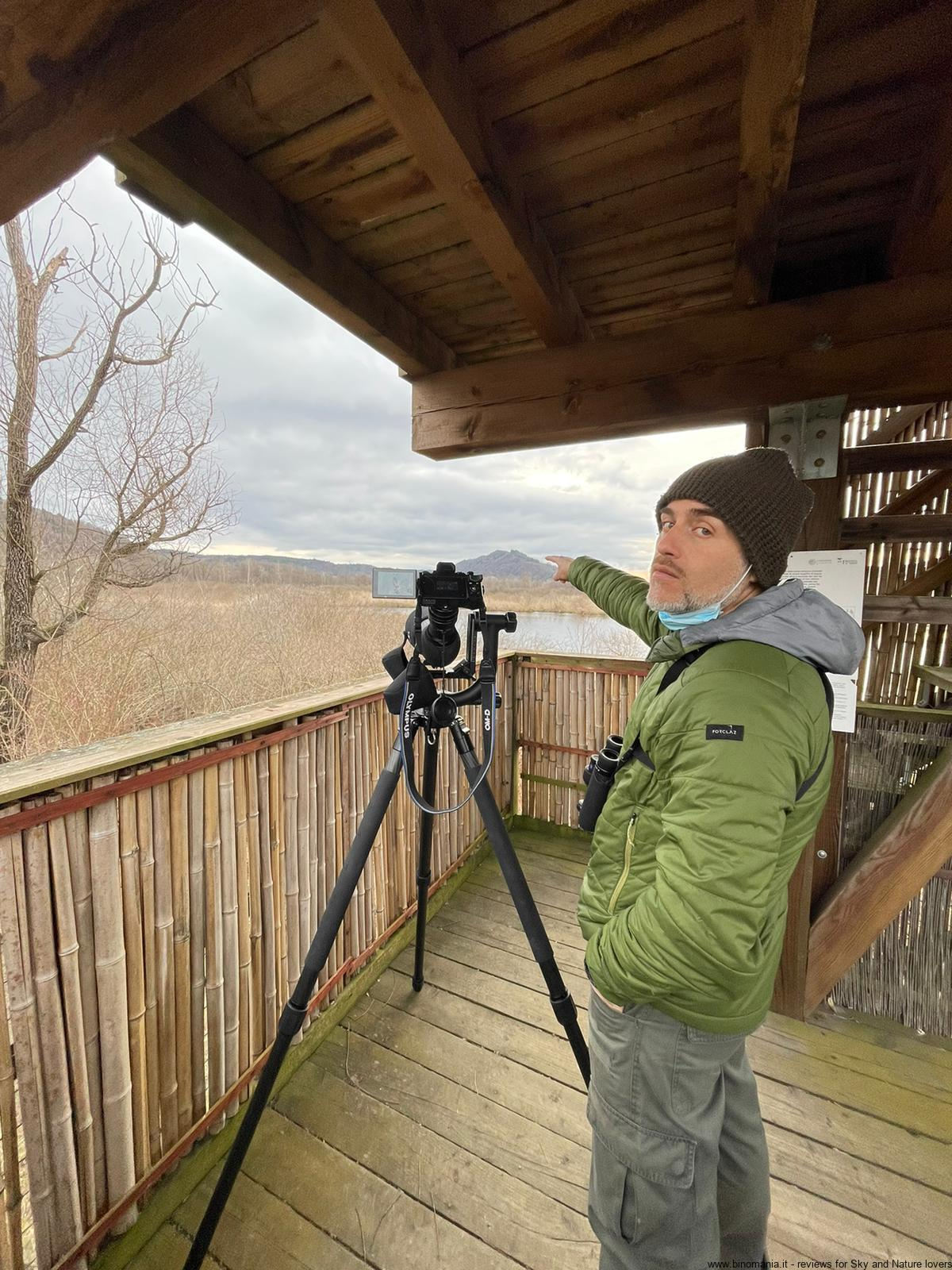 Aquila anatraia maggiore: storia di un avvistamento
