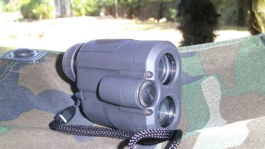 Recensione del telemetro Laser Yukon Extend LRS-1000